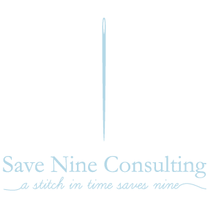 Save Nine Consulting Logo